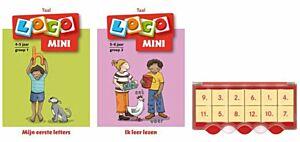 Mini Loco Eerste letters pakket (Noordhoff)