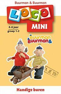 Mini Loco boekje Buurman & Buurman: Handige Buren (Noordhoff)