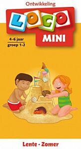 Mini Loco boekje: Lente-Zomer