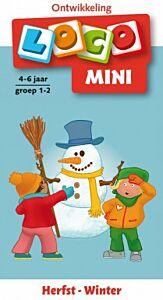 Mini Loco boekje: Herfst-Winter