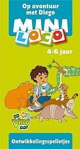 Mini Loco boekje: Op avontuur met Diego