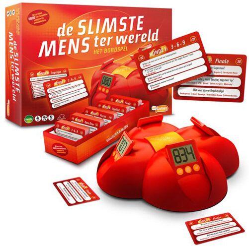 De Slimste Mens Ter Wereld Het Bordspel Lotana